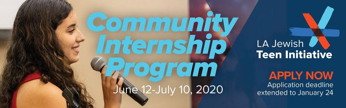 LAJTI Community Internship Program