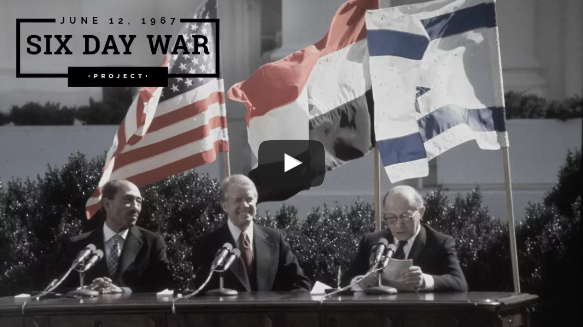 The Six Day War Project 12 The Jewish Federation Of Greater Los Angeles