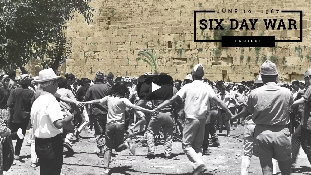 The Six Day War Project 10 The Jewish Federation Of Greater Los Angeles