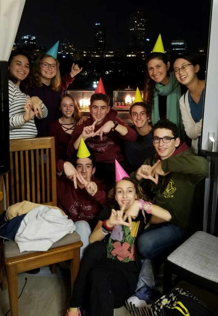 Rachel Kaufman Blog, birthday celebration