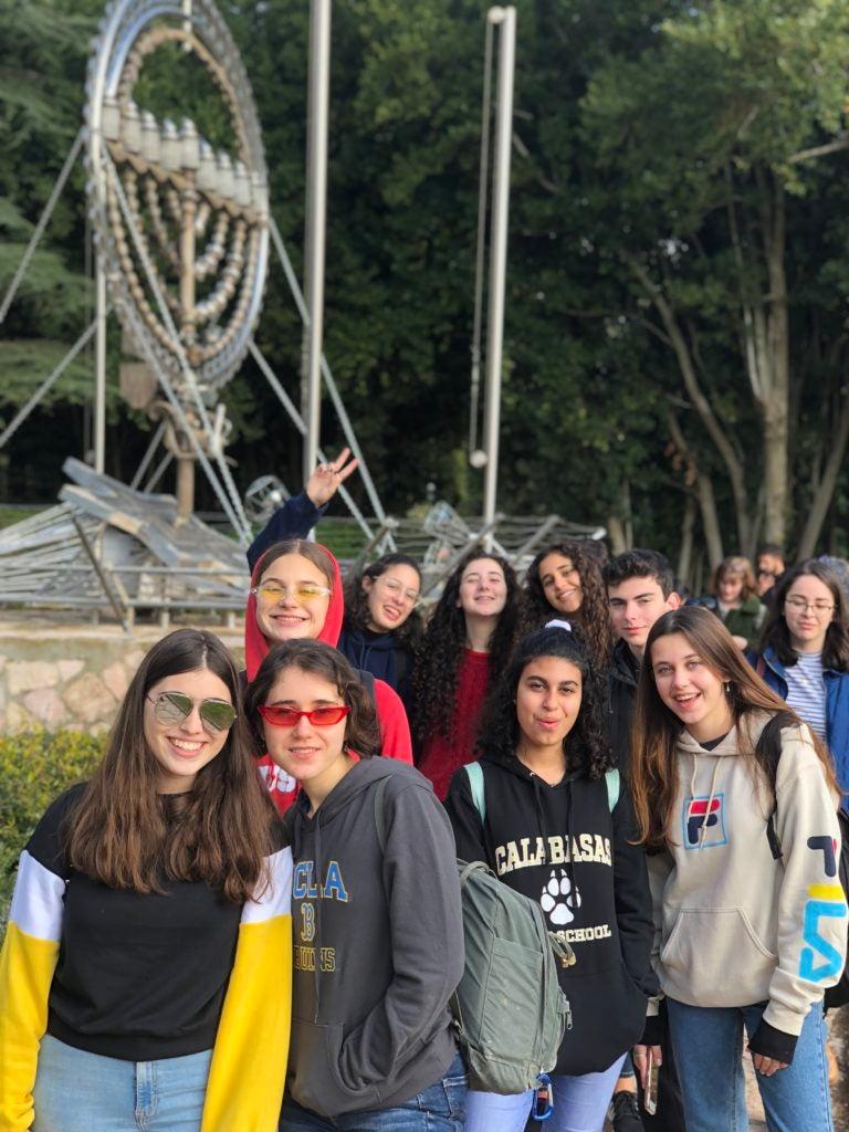 Rachel Kaufman Blog, group of participants