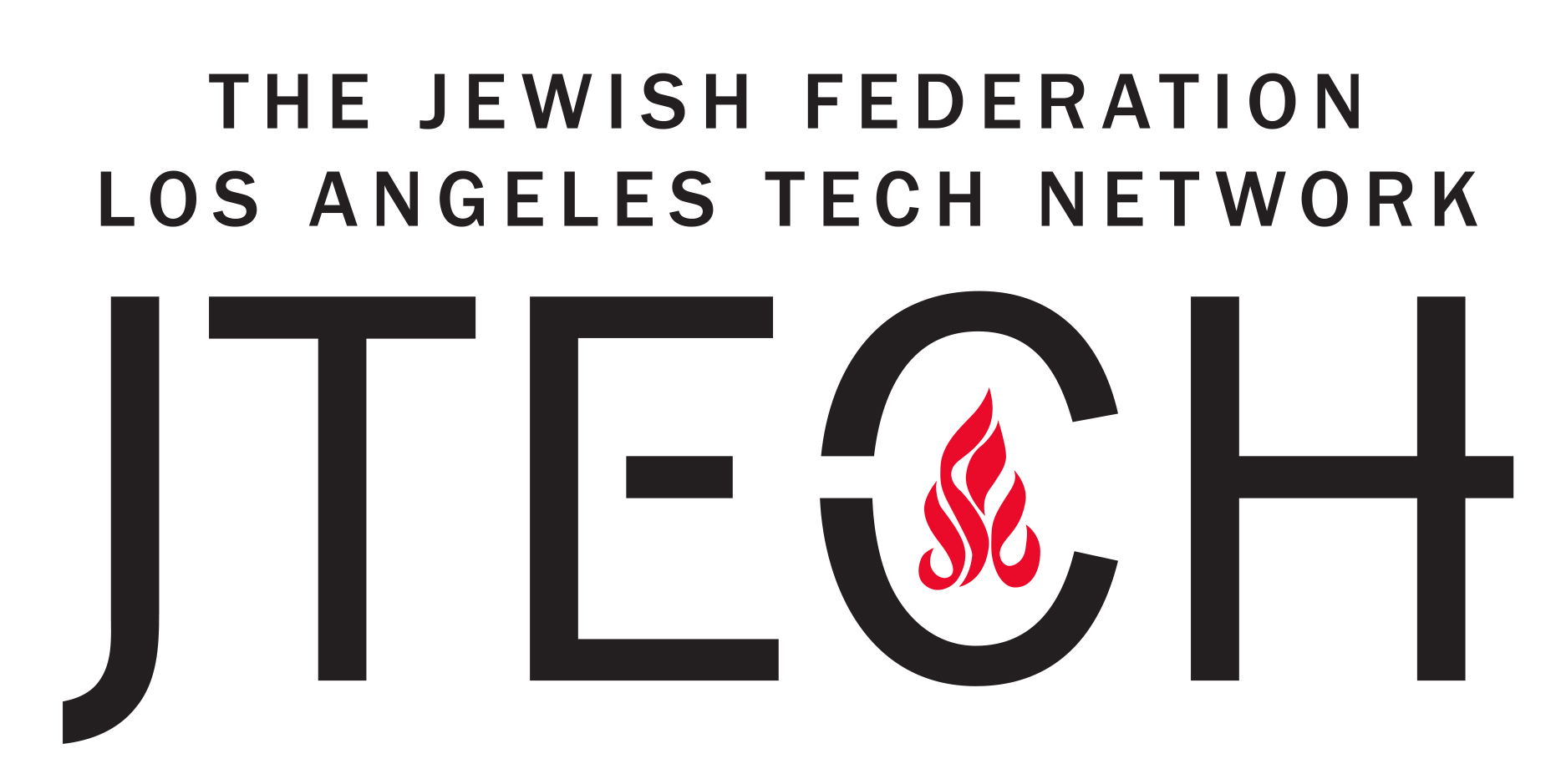 The Jewish Federation of Los Angeles Tech Network logo