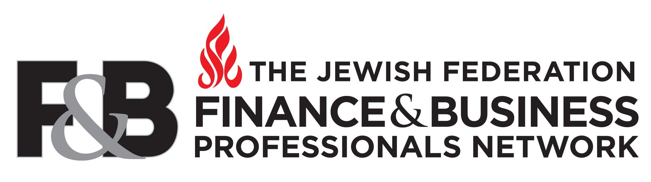 The Jewish Federation Finance & Business Professionals Logo