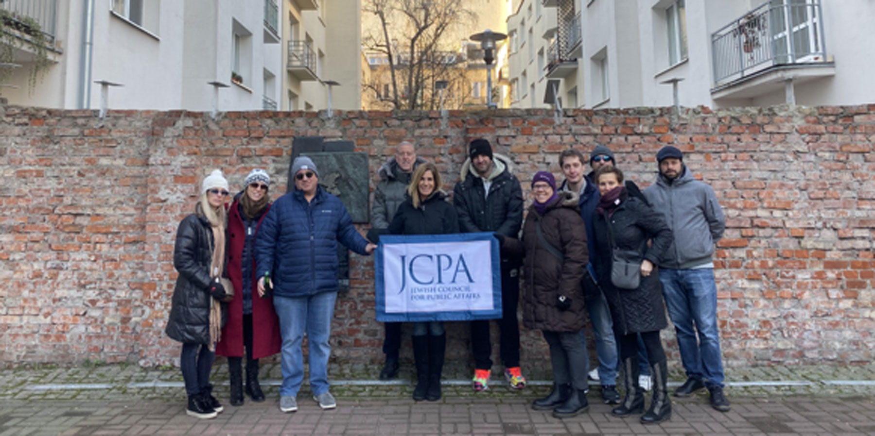 JCPA group picture