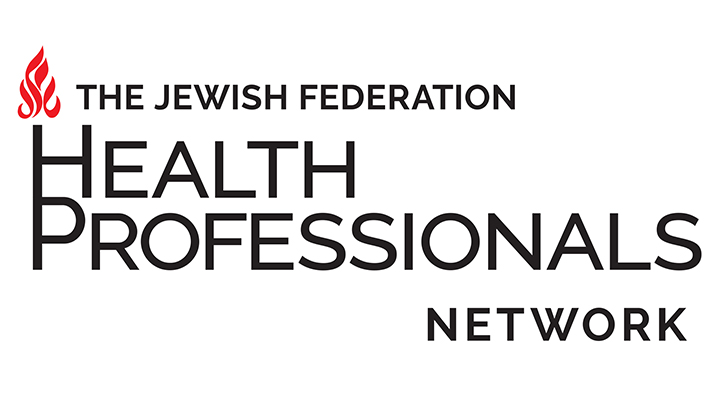 The Jewish Federation Health Professionals Network Logo