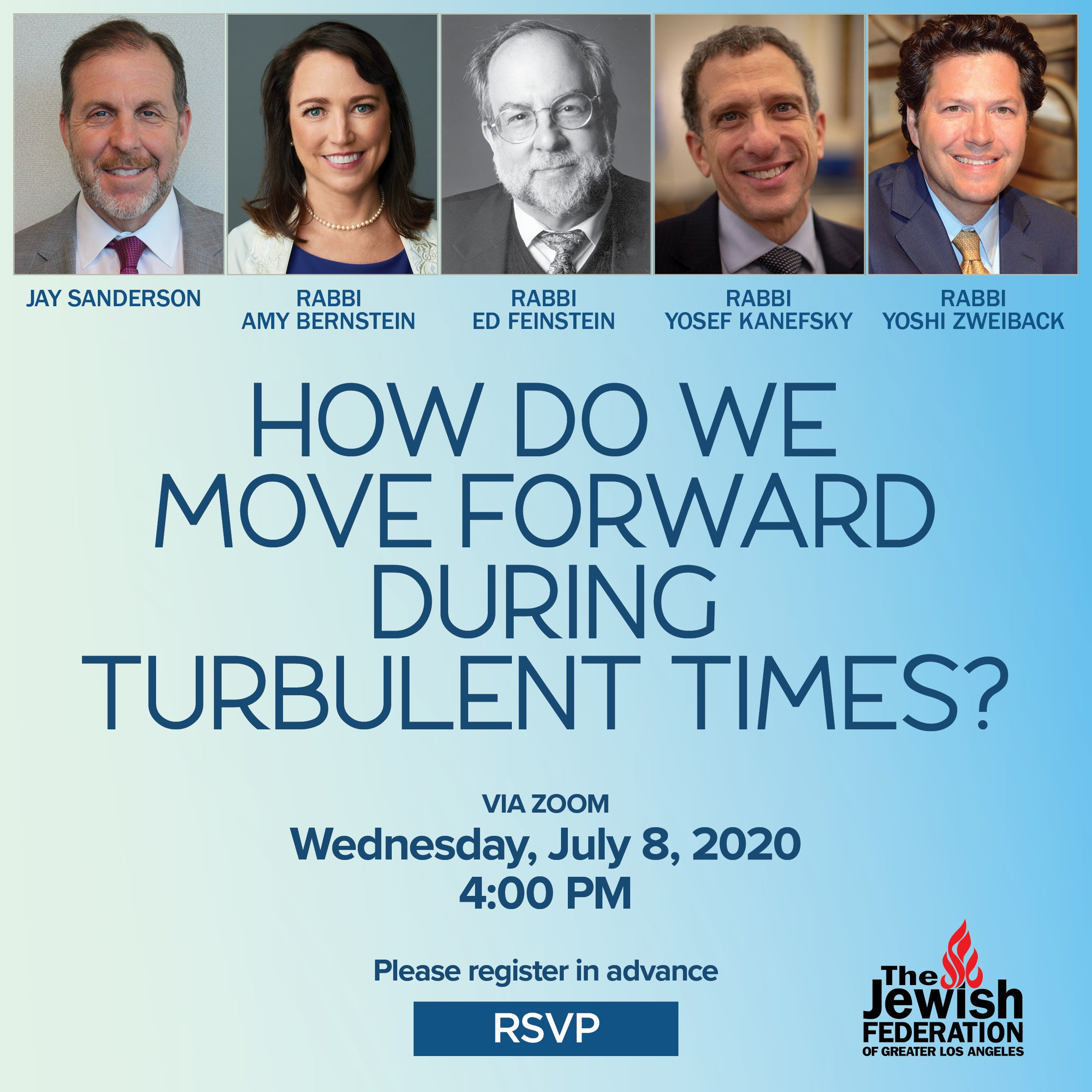 We Are Here | The Jewish Federation of Greater Los Angeles